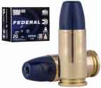 Syntech Defense handgun loads