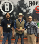 Bushnell Presents Richard Mann with the 2019 Bill McRae Lifetime Achievement Award at the 2019 NRA Annual Meetings & Exhibits