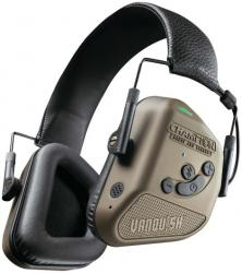 black and golf noise cancelling hearing protection