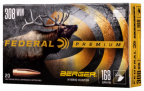 Box of Federal Premium 308 Win ammunition