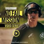 Travis Kennedy in Blackhawk apparel for No Fail Mission video series.