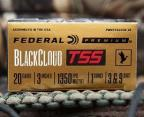 Box of Black Cloud TSS 20 gauge ammunition