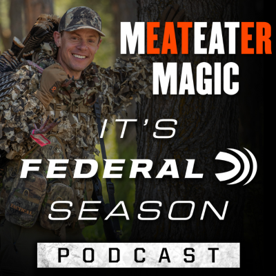Steven Rinella of MeatEater's podcast
