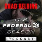 It's Federal Season Podcast logo