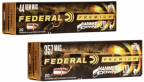 Boxes of Federal New HammerDown Ammunition