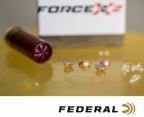 Federal Premium Force X2 Personal Defense Shotgun Loads