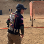 Federal Sponsored Competitive Shooter Tim Herron