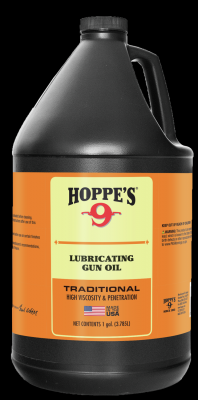 1-gal. container of Hoppe's Gun Cleaner