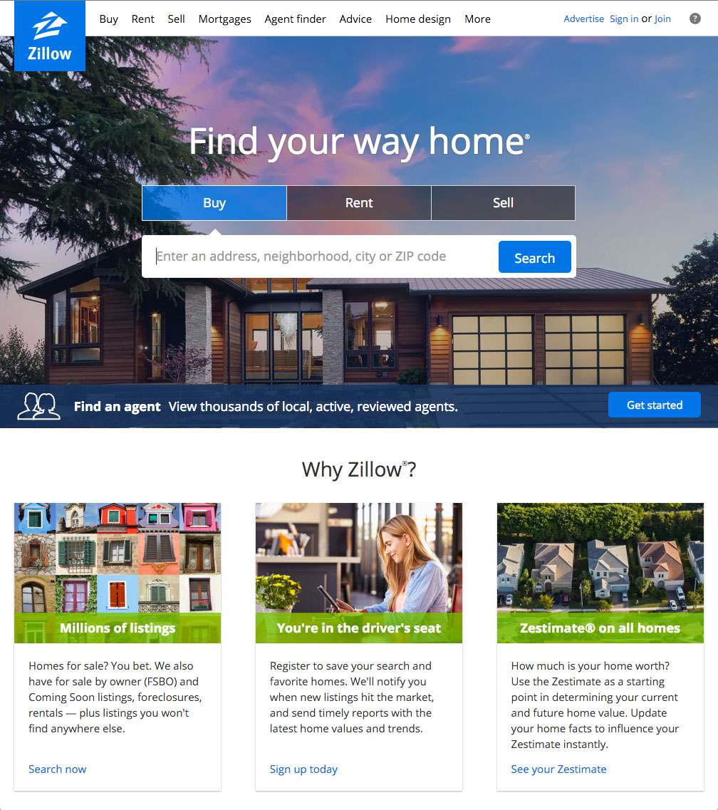 Zillow Rental Search: Zillow MediaRoom