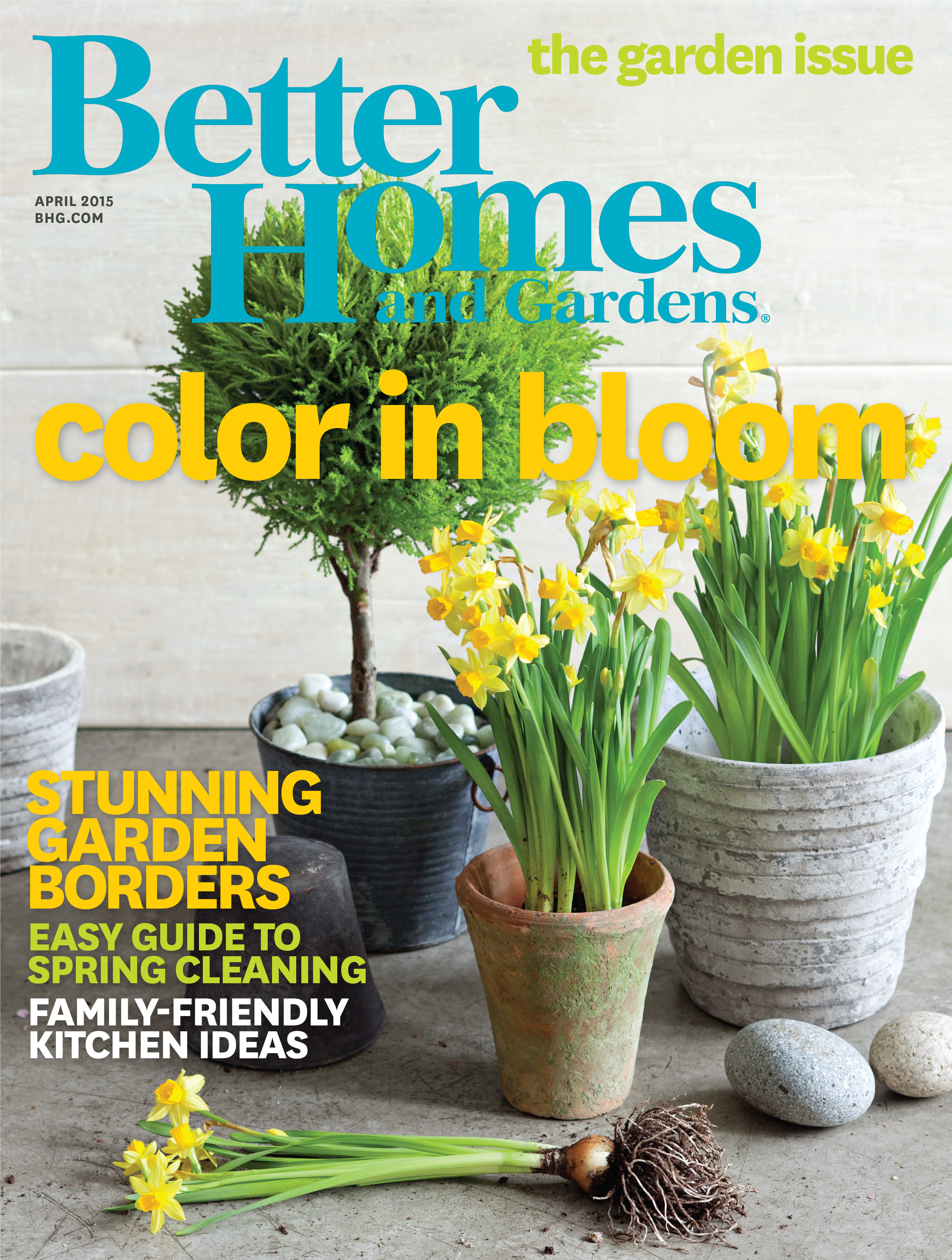 april 2015 - Better Homes And Gardens Kitchen Ideas