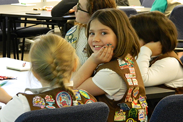 PPL volunteers prepare Lehigh Valley Girl Scouts to 'Take the Lead'