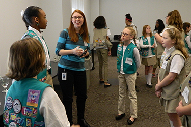 Girl Scouts 'Take the Lead' with help from PPL