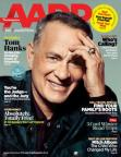 The October/November Issue of AARP The Magazine Features Actor Tom Hanks