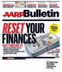 November 2020 Issue of AARP Bulletin Cover