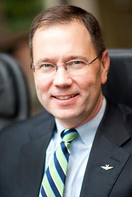 Executive Leadership Alaska Airlines