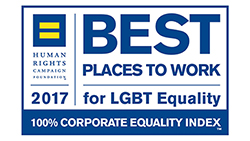 Alaska Airlines received a perfect score on the Corporate Equality Index. Click enter to read more.