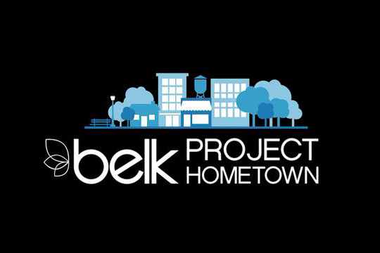 Belk: Project Hometown - Family Promise