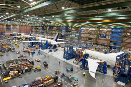 Boeing Increases 787 Production Rate - Nov 12, 2012