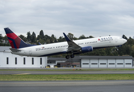 Boeing Delivers First Next Generation 737 900er To Delta Air