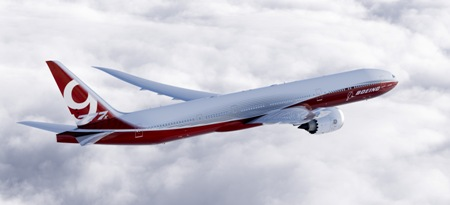 Boeing to Locate New 777X Composite Wing Center in Everett