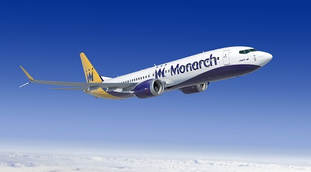 1635e8e6e84 Boeing, Monarch Announce 737 MAX Services Agreements and New Engineering  Joint Venture Partnership