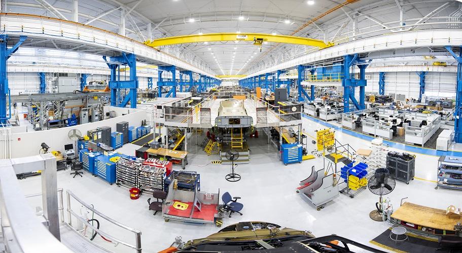 Boeing, Marines, Navy Celebrate $115 Million V-22 Facility
