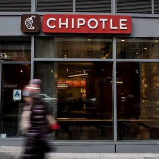 Chipotle is launching a food and farm tech accelerator program