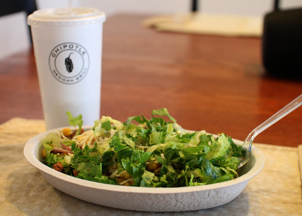 On Keto and Craving Chipotle? Here's Exactly What You Should Order