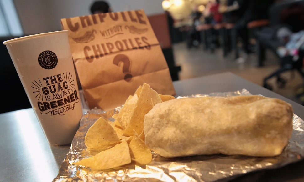 Chipotle's Halloween Costume Deal For 2018 Could Win You Free Burritos For A YEAR