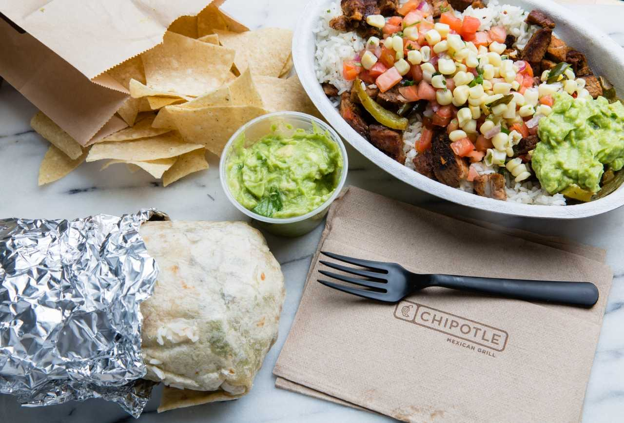 Chipotle's Halloween Deal Gets You $4 Burritos Today