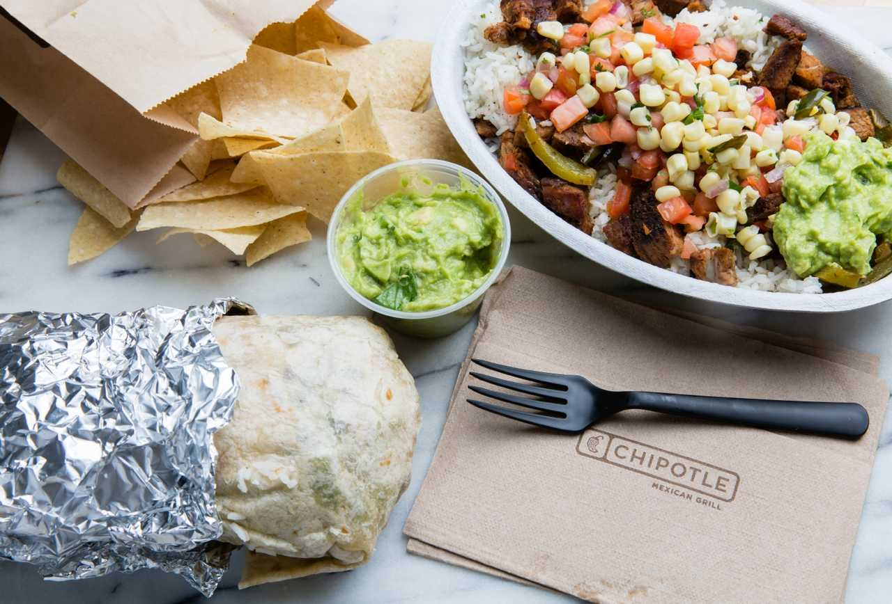 Chipotle Has a Free Burrito Deal for Veterans Day on Sunday