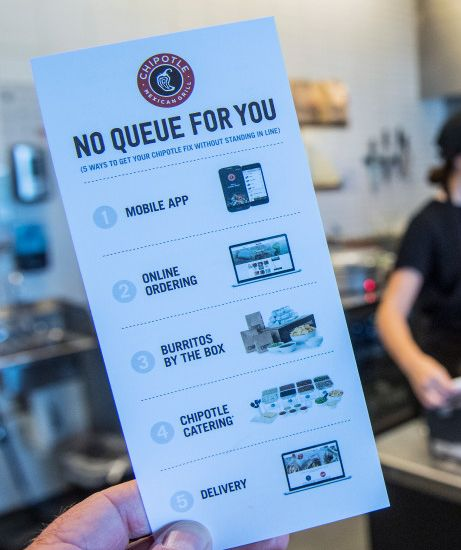 How Chipotle is speeding up fast casual dining