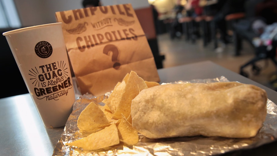 Chipotle & Dating App Hinge Are Teaming Up For Love — And Free Burritos