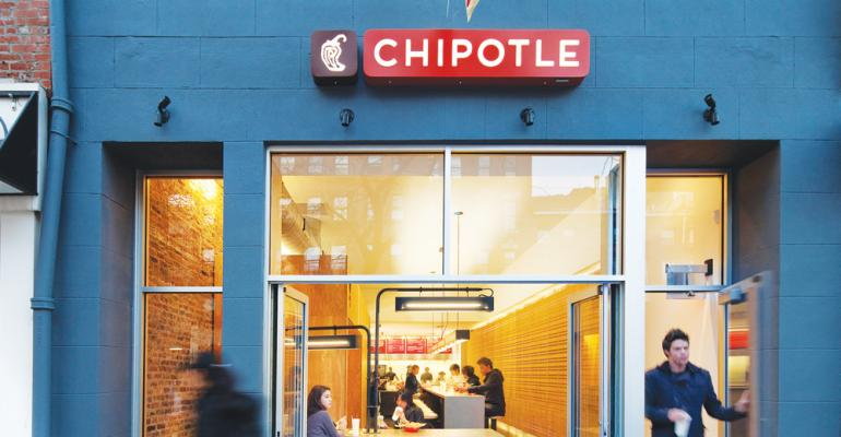 Chipotle taps two new executives to complete leadership team