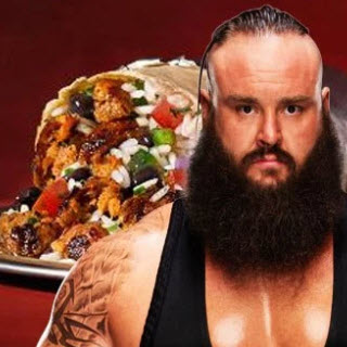 We Tried To Eat As Much Chipotle As WWE's Monster, Braun Strowman