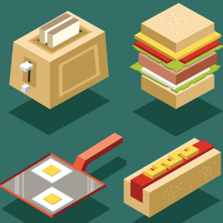 Fast-Food Brands Are Making Slick Mobile Apps to Stay Ahead of Small, Fast-Casual Restaurants