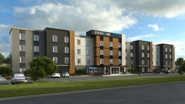 Everhome Suites Exterior