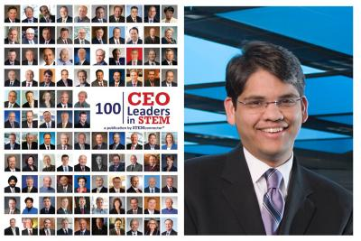 Cognizant CEO Francisco D'Souza Named to STEMconnector® 100 CEO Leaders in STEM List