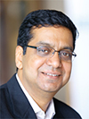 Sandy Gopalan, Vice President, Consulting, Cognizant