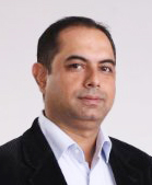 Ashish Chawla, AVP, Information, Media and Entertainment, Cognizant