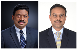 Rajaram Radhakrishnan, Senior Vice President and Global Manufacturing & Logistics Head, Cognizant, and Prasad Satyavolu, Head of Innovation, Manufacturing & Logistics, Cognizant