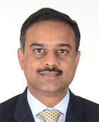 Prasad Satyavolu, Global Head of Innovation, Manufacturing and Logistics, Cognizant