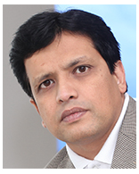 Arun Baid, Global Delivery Head, Insurance, Cognizant