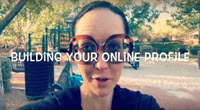 Sarah Evans - social profile tips