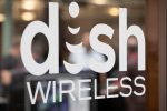 Dish Wireless Window Logo