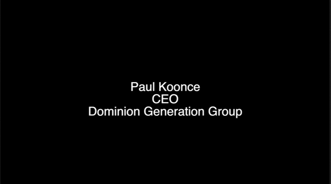 Paul Koonce, Executive Vice President, President and CEO of Power Generation Group, provides comments on 2017 Integrate