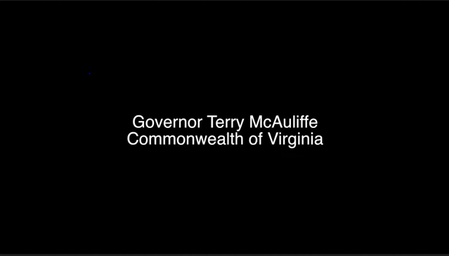 Gov. Terry McAuliffe Soundbites from Coastal Virginia Offshore Wind Announcement