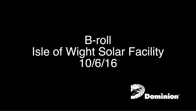 Isle of Wight Solar Facility