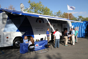 Farmers Insurance Mobile Claims Center