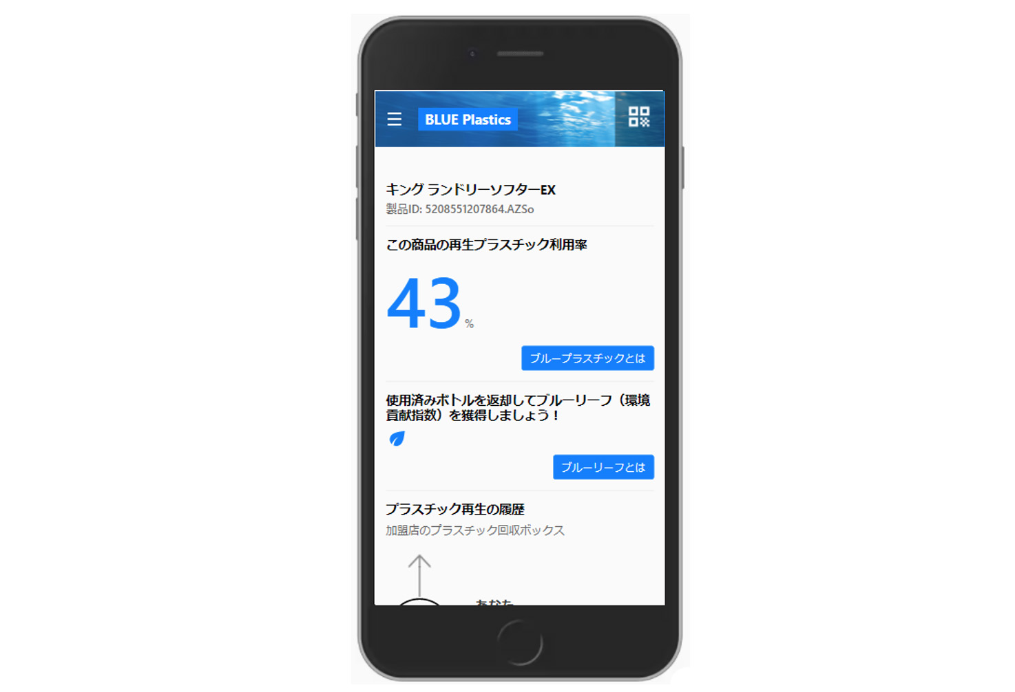 [プロトタイプ] 消費者向けアプリケーション